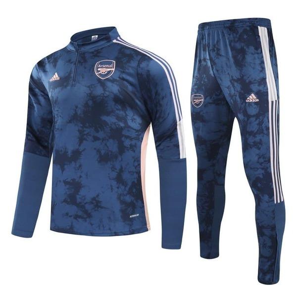Арсенал костюм сине-черный 2020-2021